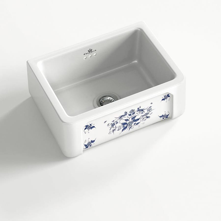 כיור בעיצוב ובאיכות המעוברת מדור לדור תוצרת צרפת עבודת יד