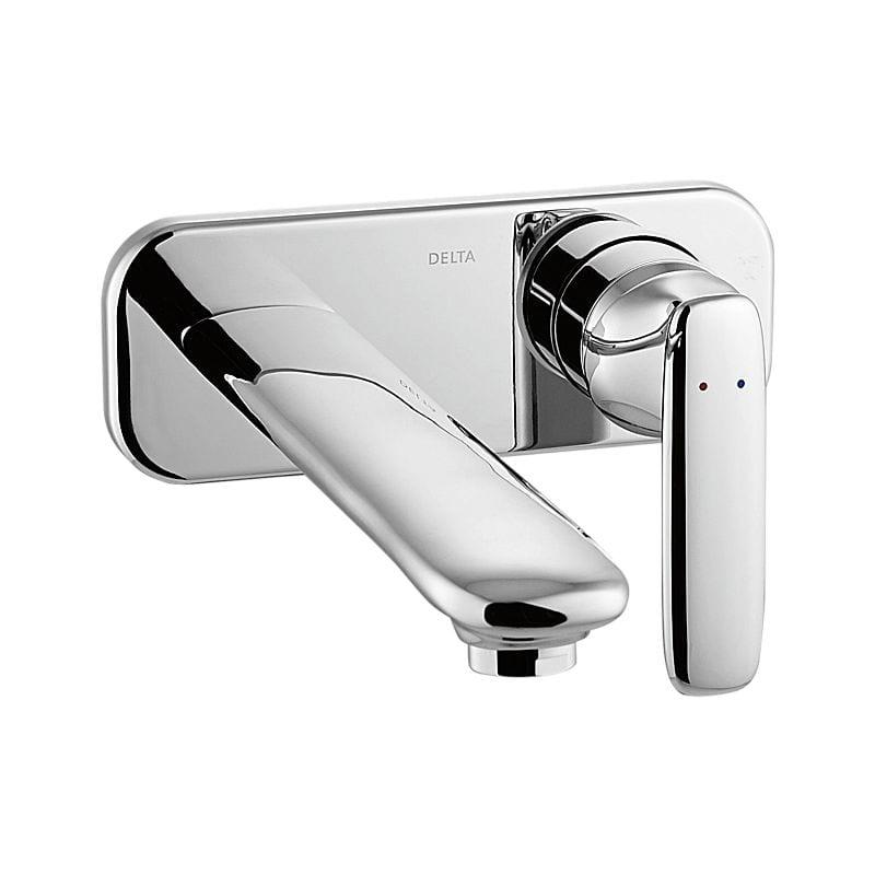 T31338 WL מערכת לאמבטיה מהקיר ידית אחת