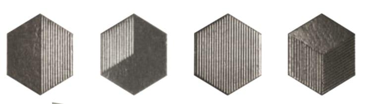 קרמיקה חיפוי קירות NEWKER - MIX QSTONE TEX SILVER 211106- תוצרת ספרד