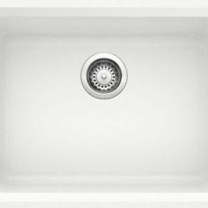 כיור מטבח כיור דגם ניו ויזן - U1 התקנה שטוחה תחתונה בלבד