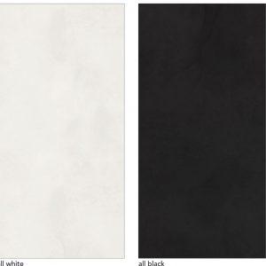 אריחים איכותיים בלבן ובשחור